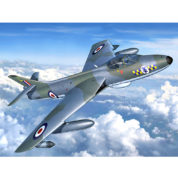 REVELL 100 YEARS RAF: HAWKER HUNTER FGA.9 1:72 03908