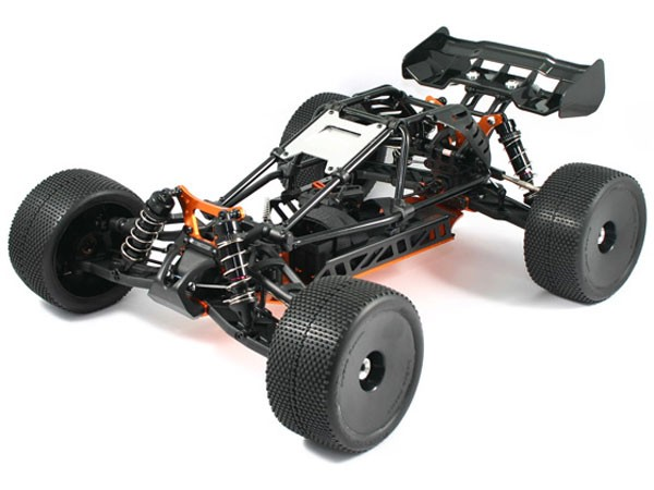 HOBAO HYPER CAGE ELECTRIC TRUGGY RTR