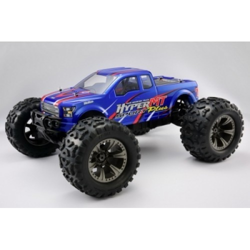 HOBAO HYPER MT SPORTS PLUS ELECTRIC 4X4 MONSTER TRUCK RTR