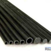 CARBON FIBER ROD 6MMX1000MM