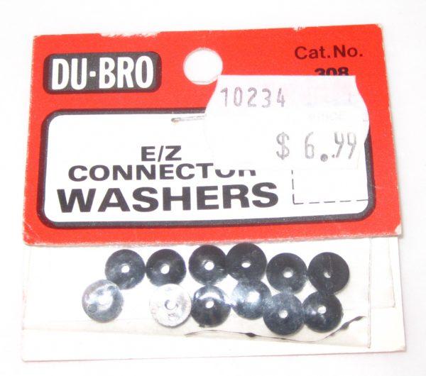 E/Z CONNECTOR WASHER DUBRO 308