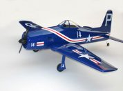 "F8F BEARCAT Electric ARF 35"" Wingspan TMPro"