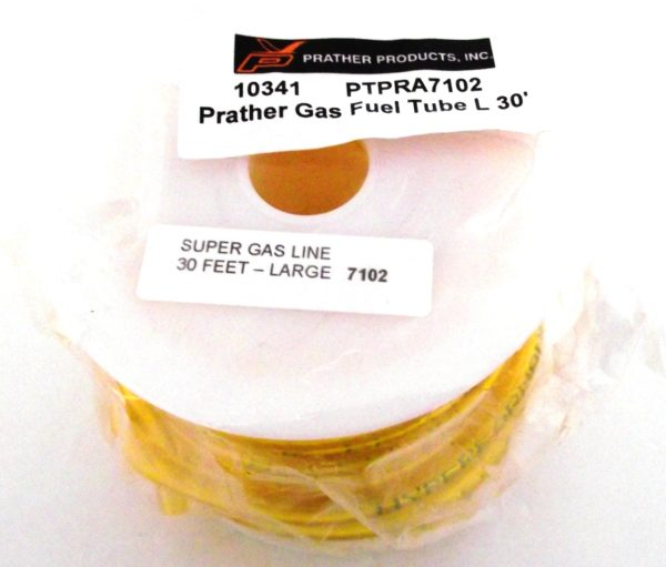 PRATHER GAS FUEL TUBE LARGE 30 FOOT ROLL
