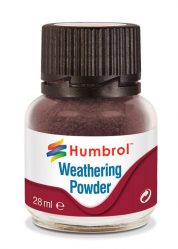 HUMBROL DARK EARTH WEATHERING POWDER AV0007 28ML