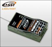 FUTABA RECIVER R6106HFC 2.4G MID RANG