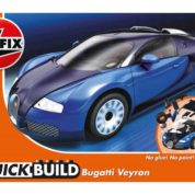 AIRFIX BUGATTI VEYRON QUICK BUILD