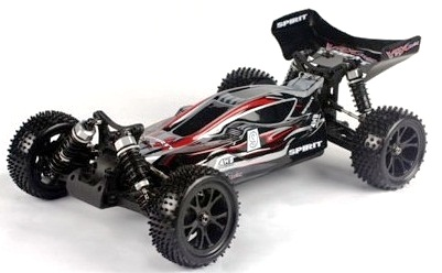SPIRIT 1/10 4WD BRUSHED BUGGY RIVER HOBBY