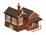 HORNBY R9736 NER SIGNAL BOX & OFFICE