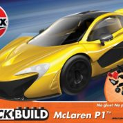 AIRFIX MCLAREN P1 QUICK BUILD