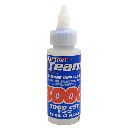 SILICONE DIFF FLUID 3000CST TEAM ASSOCIATED