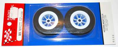 MK SPONGE WHEELS 60 MM