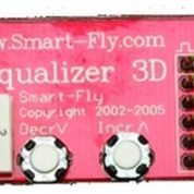 EQUALIZER 3D SERVO CONTROLLER  ( SMART-FLY )