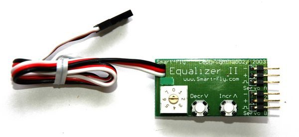 SERVO EQUALIZER II  2PACK  ( SMART-FLY )