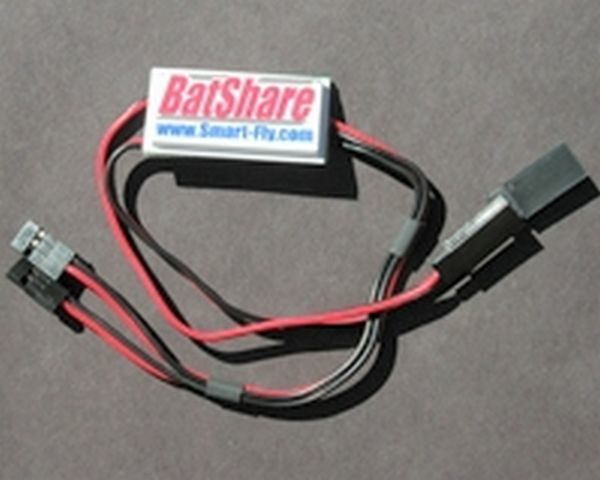 BATTERY SHARE CONTROLLER 2 PACK  ( SMART-FLY )