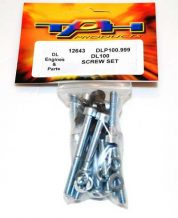 100.999 (DL ENGINE PART) DL 100 SCREW SET