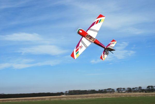 YAK 54 3D ARF 85' Wing Span 50CC Sportsman Aviation