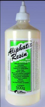 DELUXE AD9 ALIPHATIC RESIN 500G