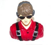 EMAX PILOT SCALE 1/6 RED