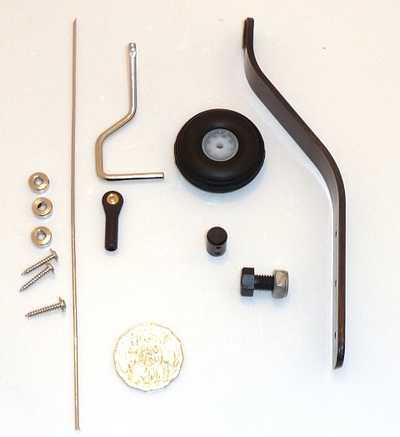 100CC CARBON TAIL WHEEL SYSTEM