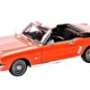 1:18 1964 1/2 FORD MUSTANG CONVERTIBLE TIMELESS CLASSICS MX73145