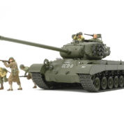 1/35 T26E4 SUPER TAMIYA T35319 Plastic Model Kit