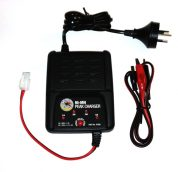 ATOMIC AC/DC NIMH CHARGER 1-8 Cell 1-4 Amp Selectable AT006