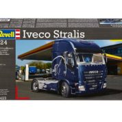 IVECO STRALIS 1/24 REVELL 423 Plastic Model Kit