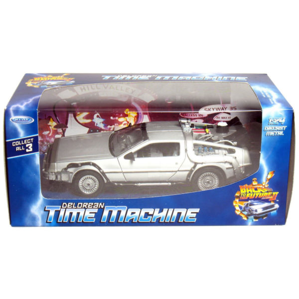 1:24 BACK TO THE FUTURE 2  W22441