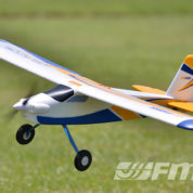 FMS SUPER EZ TRAINER RTF YELLOW 1.2M MODE2