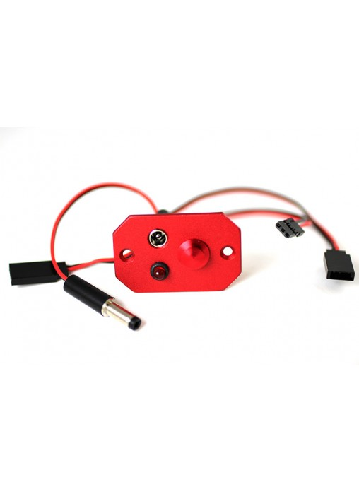IGNITION ACCESS PANEL RED ( SMART-FLY )