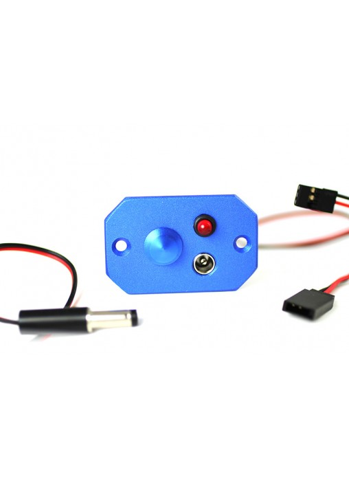 IGNITION ACCESS PANEL BLUE ( SMART-FLY )