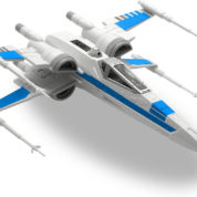 RESISTANCE X-WING FIGHT REVELL 1632 Plastic Model Kit