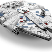 MILLENIUM FALCON REVELL 1633 Plastic Model Kit