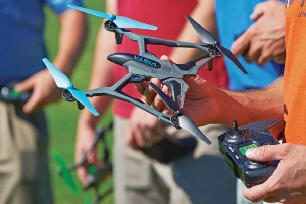 REVELL DROMIDA VISTA UAV QUAD BLUE
