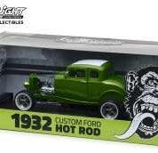 1/18 Gas Monkey Garage 1932 Custom Ford Hot Rod Brand: Greenlight GL12974