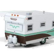 1:24 1964 WINNEBAGO CARAVAN HITCH & TOW TRAILERS SERIES 3 SINGLE GL18430-B