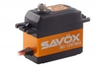 SAVOX HIGH TORQUE MG 20KG .09S SC1267MG
