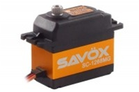 SAVOX HIGH TORQUE MG 25KG .11S SC1268MG