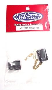 ACE TRAXXAS PLUGS 1PAIR