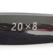 XOAR PROP 20X8 HOLLOW CARBON 2 BLADE