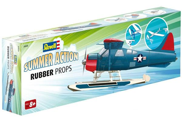 REVELL SUMMER ACTION GLIDER AIR MASTER 24325 Plastic Model Kit
