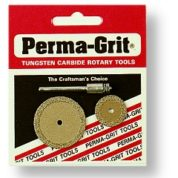 PERMA-GRIT 2 CUTTING DISC 19MM AND 32MM 1/8 ARBOR RD3