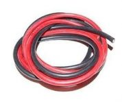 VENOM POWER WIRES 1M RED/BLACK 12AWG VEN-1688
