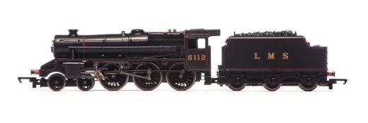 HORNBY R2881 LMS CLASS 5 BLACK