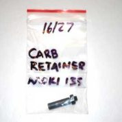 13520A (MOKI ENGINE PART)  CARB LOCK PIN 135