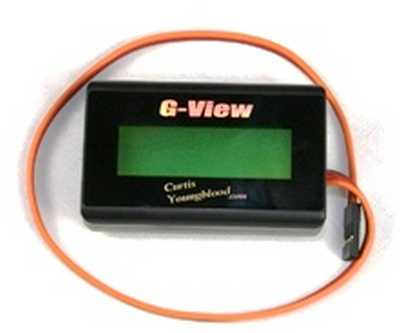 G-VIEW DISPLAY UNIT Curtis Youngblood