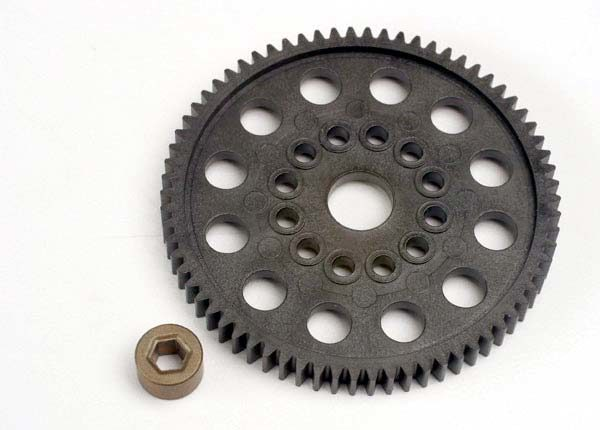 4470 (PART) TRAXXAS SPUR GEAR 70 TOOTH 32 PT