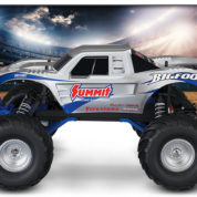 TRAXXAS BIGFOOT SUMMIT 2WD BRUSHED RTR