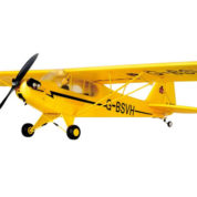 FMS J3 CUB 1400MM YELLOW PNP