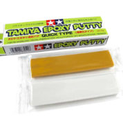 TAMIYA EPOXY PUTTY QUICK TYPE 87051